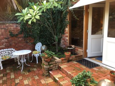Photo for Gorgeous garden studio 2 mins from the heart of Subiaco
