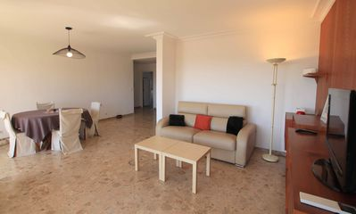 Photo for Ajaccio: luxurious 2 beds flat at 150m from the Beach Trottel