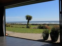 gorgeous views, comfy beds, deep bath and large living area.