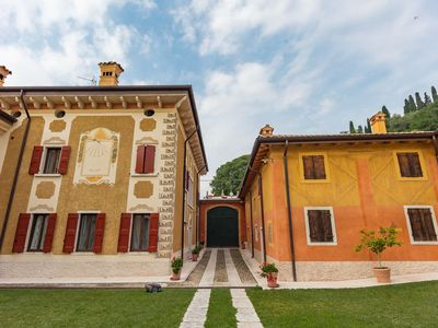 Photo for Villa Padovani Historical Residence - Court of the Friars 1