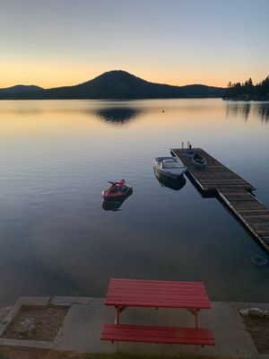 Photo for Waterfront House on Loon Lake!   Private dock, perfect for Summer fun!