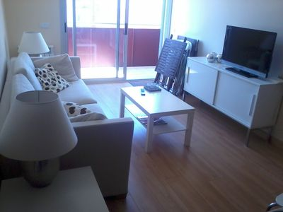 Photo for Modern Apartment Nearby The Port, The Beaches And The Rambla