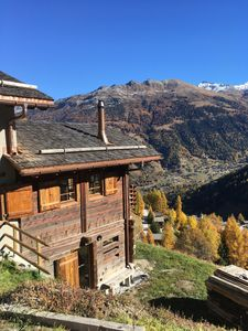 Photo for Grimentz Anniviers beautiful cottage