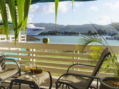 Photo for Ocean Yacht Club View Spacious 2 Bedroom 2 Washroom Apartment