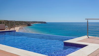 Photo for Outstanding contemporary luxury villa with 4 bedrooms and private infinity pool.