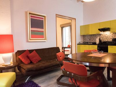 Photo for The Fabulous Suite of Villa Mural, ideal couples, near the WTC & Condesa