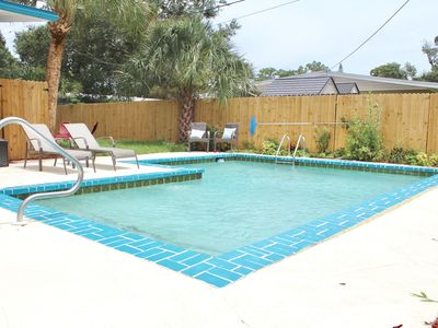Photo for Pool Home Near Downtown and Beaches