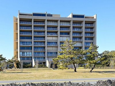Photo for LINENS INCLUDED!!!** 2 BR/2 BA condo in North Shores with full ocean view.