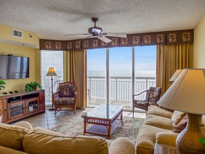 Photo for Crescent Shores Oceanfront Unit 909!  Stunning Condo. Book your get away today!