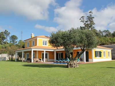 Photo for Magnificent & spacious, large garden, heated pool, seaview | Bellevue Villa