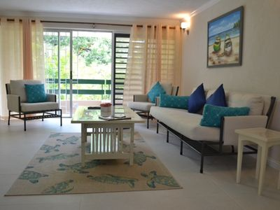 Photo for 2 bedroom 1 bathroom unit on Barbados' south coast near to shopping & beaches.