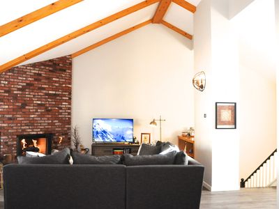 Photo for Steps to Bear Mountain...MODERN LUXURY awaits in NEWLY RENOVATED 3-Bedroom Home