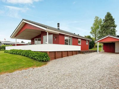 Photo for Superb Holiday Home in Hejls Denmark with Terrace