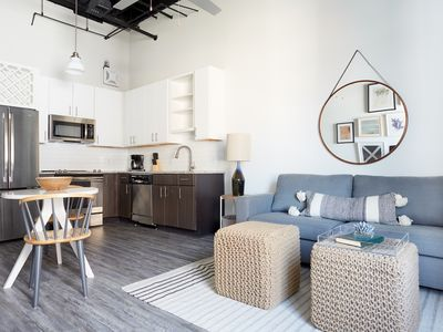 Photo for Sonder | The Altmayer | Beautiful 1BR + Laundry