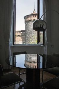 Photo for Milan: Elegant and Central Apartment in front of Castello Sforzesco