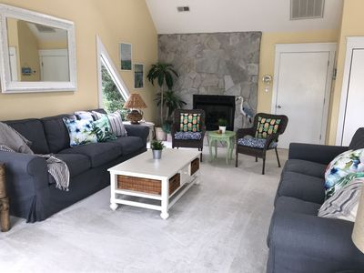 Photo for Clean, Affordable, Quiet, Bright - Steps to the Beach!