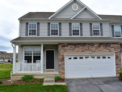 4 Bed Townhome - Lewes/Rehoboth (Community Pool)