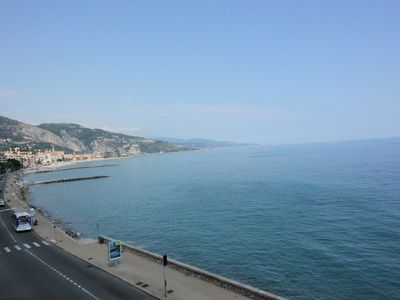 Photo for Panoramic sea view / Promenade du Soleil / Terrace