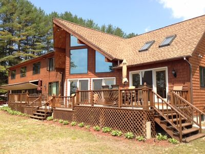 Photo for Bring the whole family or Multiple Families, Large Home-Sleeps18, Sandy beach