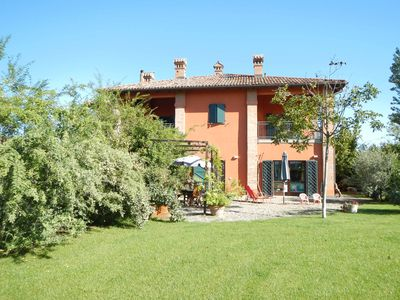 Photo for COUNTRY HOUSE with garden and parking, a charming oasis 2 steps from bologna