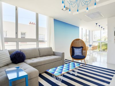 Photo for Sonder | Collins Ave | Stunning 2BR + Rooftop