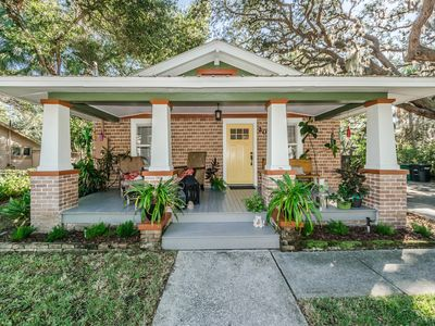 Photo for 1925 Craftsman Bungalow 1 Block From Main st