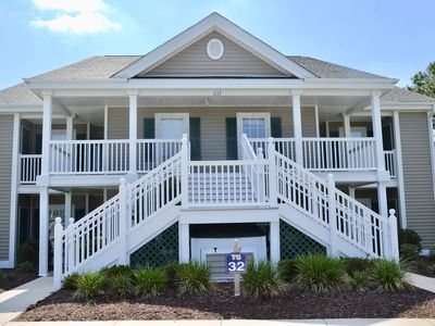 Photo for ++True Blue Pawleys · Spacious Modern 3BR Condo Minutes from the Beach!!!