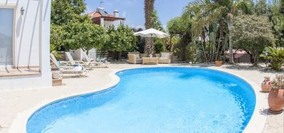 Photo for Villa Rocco-Luxury and Private Villa with Beautiful Garden and Panoramic Views of the Mediterranean