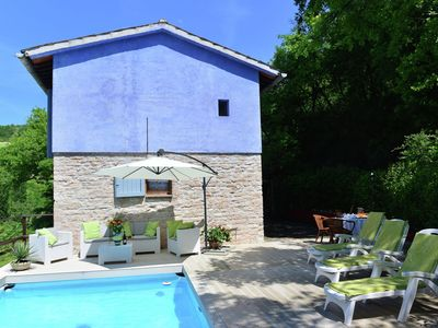 Photo for Beautiful house with private swimming pool, spacious garden and beautiful surroundings