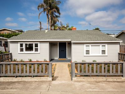 Photo for Newly Renovated Beach Bungalow - 3BR House - Walk to the Beach! (SB362NS)