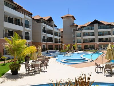 Photo for Excellent condominium with pools, complete apart. Come enjoy! up to 12 people!