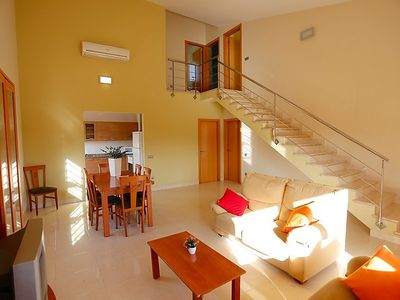 Photo for Vacation home Alex in Deltebre - 8 persons, 4 bedrooms