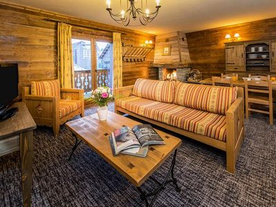 Photo for Chalet Bear ***** - 3 Rooms 4/6 People