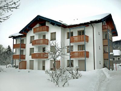 Photo for Apartment 127 m from the center of Ruhpolding with Lift, Parking, Internet, Washing machine (86345)