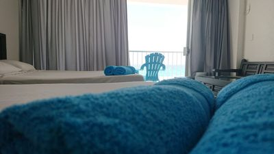 Photo for Spacious Studio Beach Shore Apartment Hotel Zone Cancun