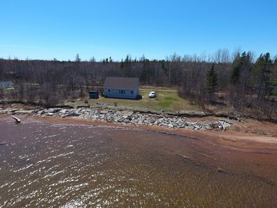 Photo for PEI Waterfront Cottage on North Shore, 20 minutes to Charlottetown