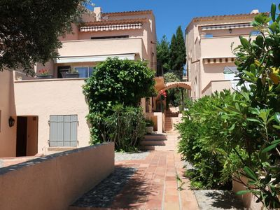 Photo for Apartment Village de Silhouette in Grimaud - 4 persons, 2 bedrooms