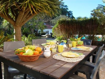 Photo for Charming 4 BR Villa, sleeps 10 - close to Sintra beaches