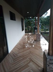 Photo for beautiful vacational house at 27 miles of arenal volcano