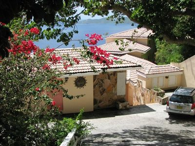 Photo for English owners. Affordable 6 bedroom villa for families and groups