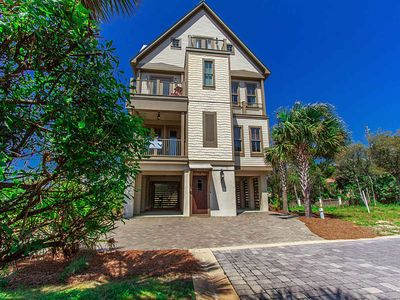 Photo for Beach Home in 30A with just 50 Yards to the Sand! Gated Community and Community Pool. Close to Dining, Shopping, and More!