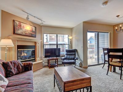 Photo for Two Bedroom Condo & Loft in the Heart of Breckenridge