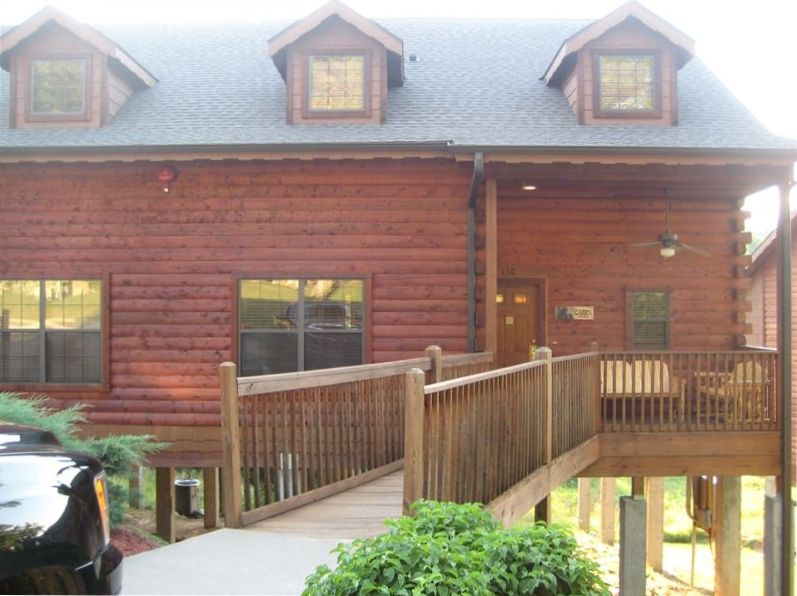 Cabins At Grand Mountain