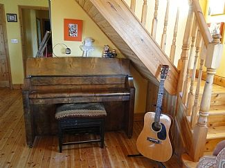 Piano and Guitar!