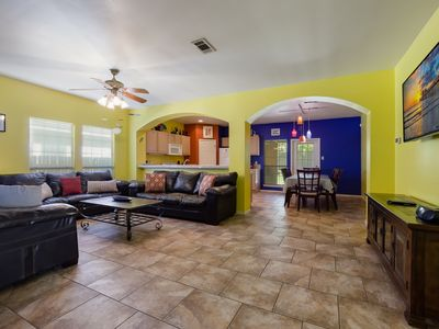 Photo for Great Family Getaway near Helotes. 36Hr Spacing/CDC Clean rec.