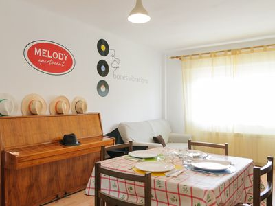 Photo for Melody apartment - We love music, and you?
