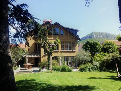 Photo for Exceptional house in the heart of Millau, on the banks of the Tarn and Dourbie