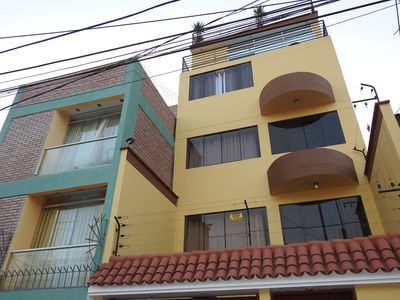Photo for 5 Storey Building Up to 15 Guests Lima's Seaside