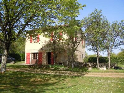 Photo for Gite Berganty, 3 bedrooms, 8 persons