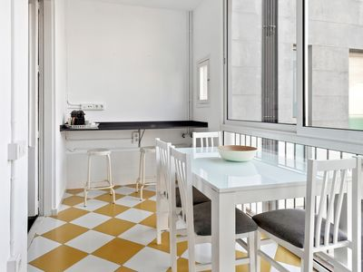 Photo for Gorgeous 3Bed for 7p in Gracia, 7mins to metro